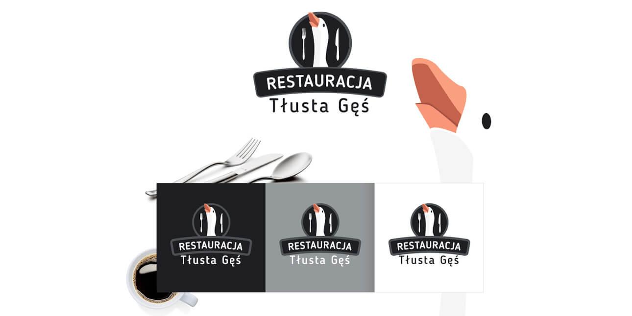 logo-dla-restauracji-tłusta-gęś