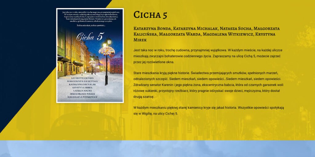 natasza-socha-katalog-ksiazek-strona-wordpress-dla-pisarki