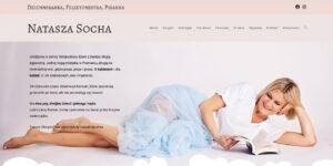 Strona www dla pisarki