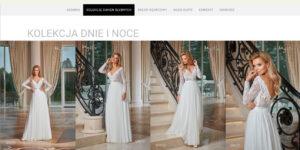 prducent-sukien-slubnych-strona-portfolio-kolekcja-wordpress
